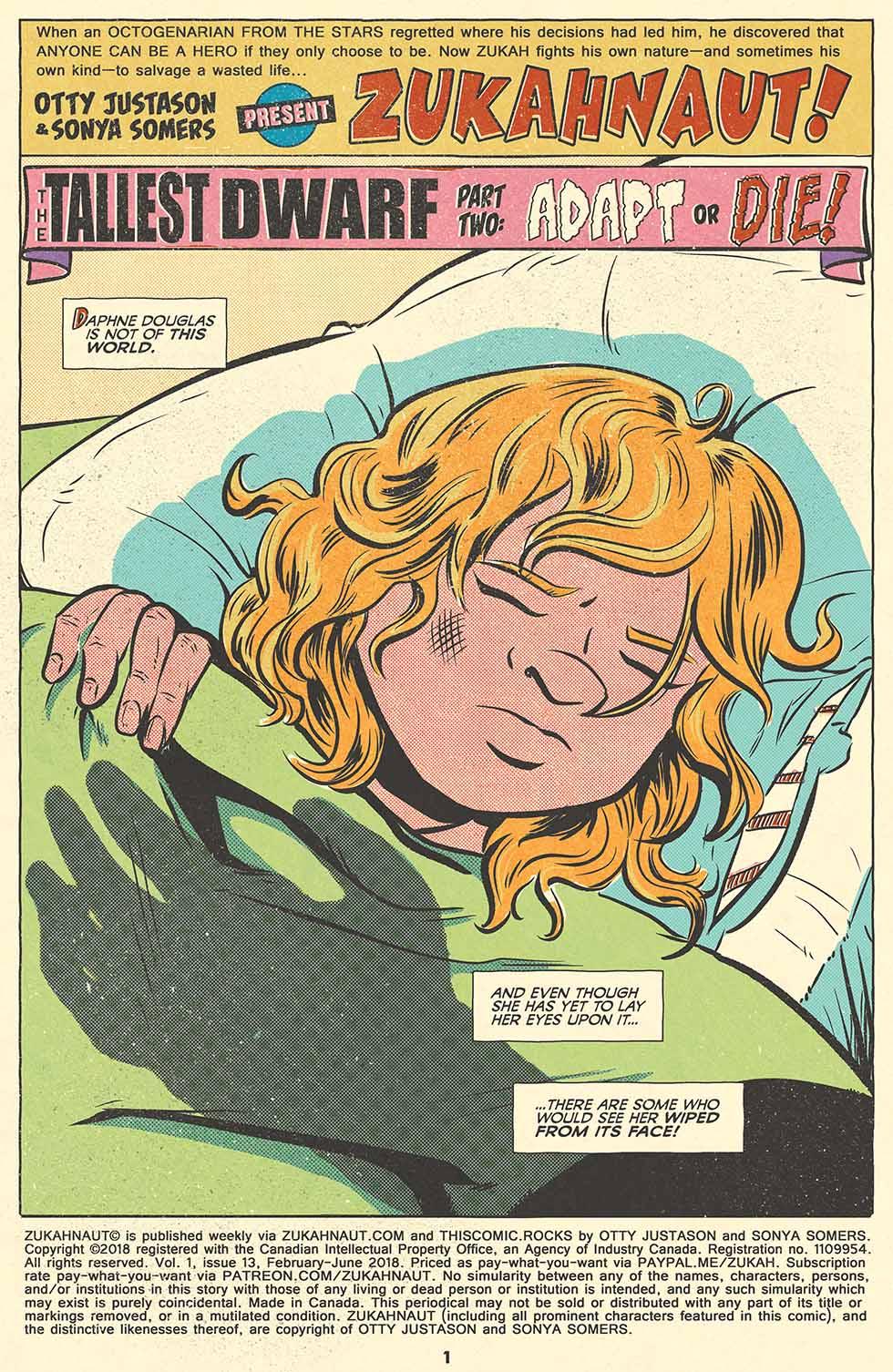 #263 – Oblivious Sleeper