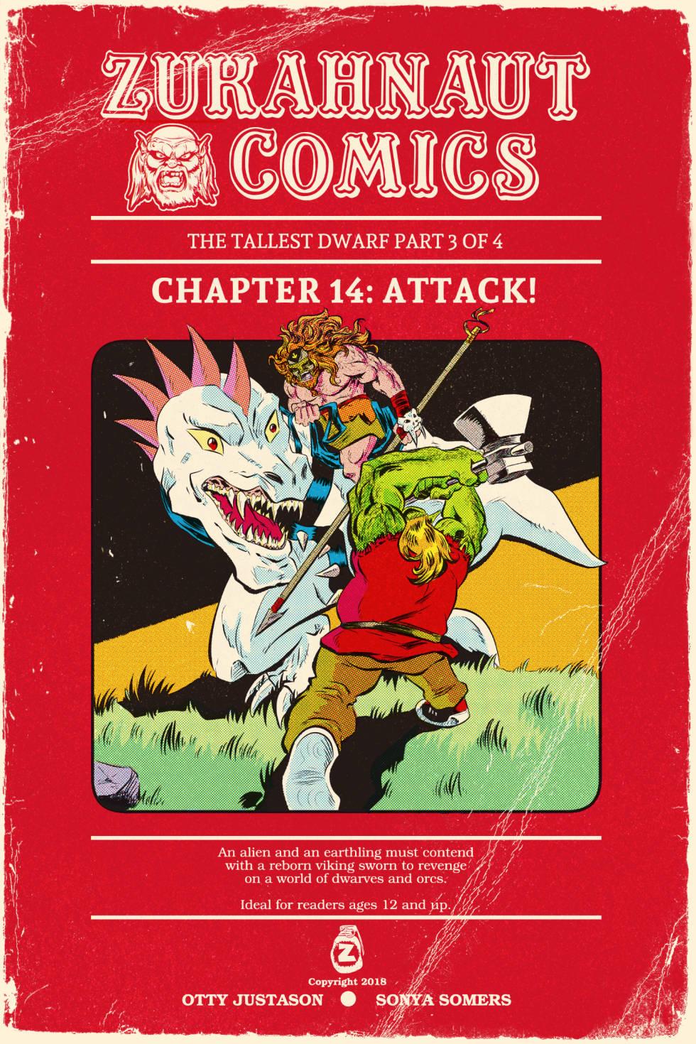 Chapter 14: The Tallest Dwarf Part 3