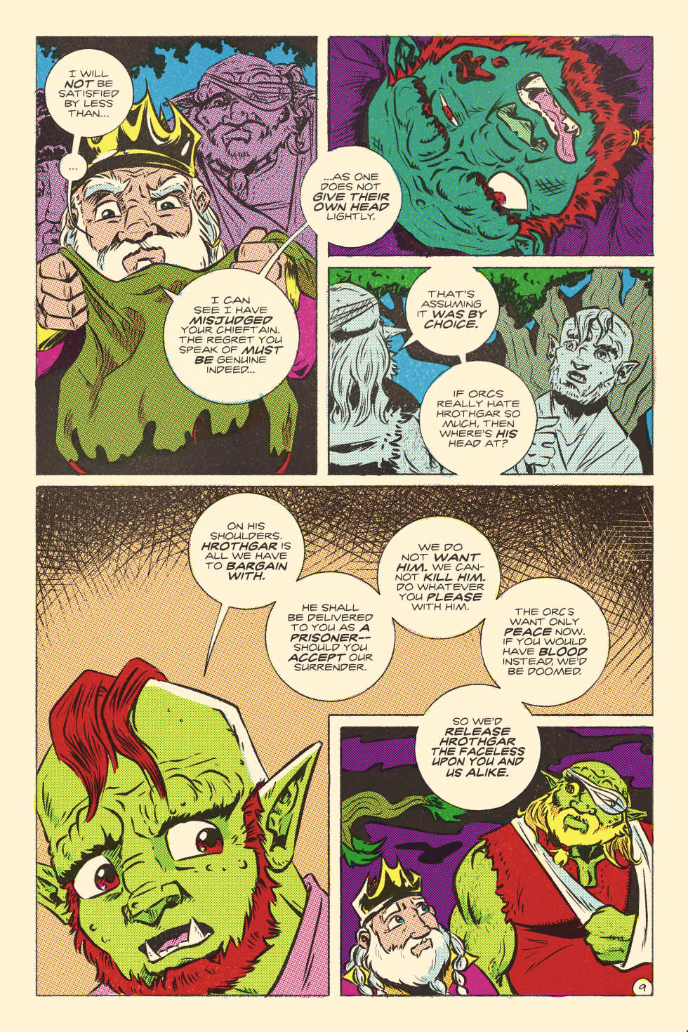#315 – The Orcs' Terms